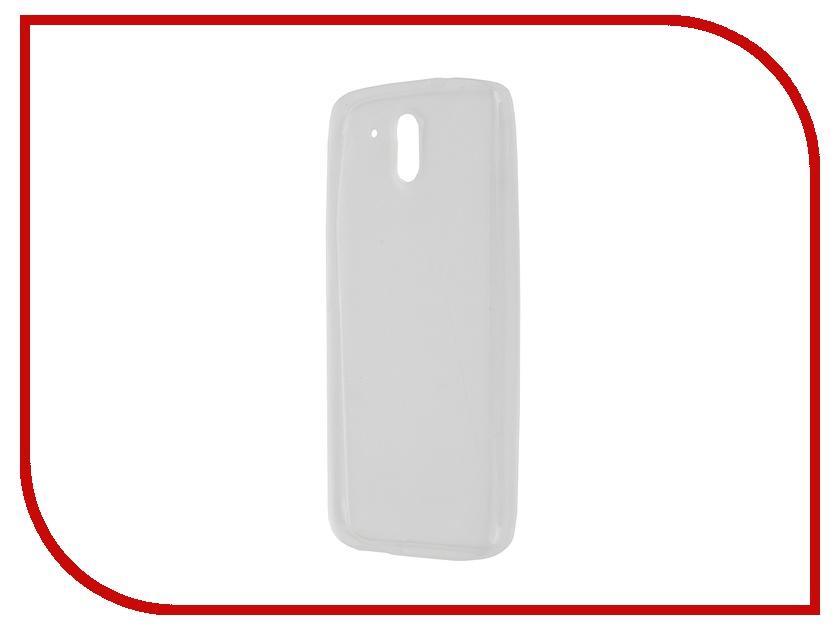 Аксессуар Чехол HTC Desire 526 Krutoff Transparent 10685