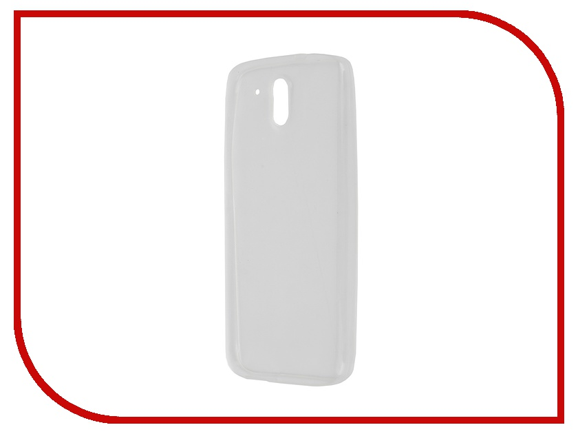 Аксессуар Чехол HTC Desire 526 Krutoff Transparent 10685<br>