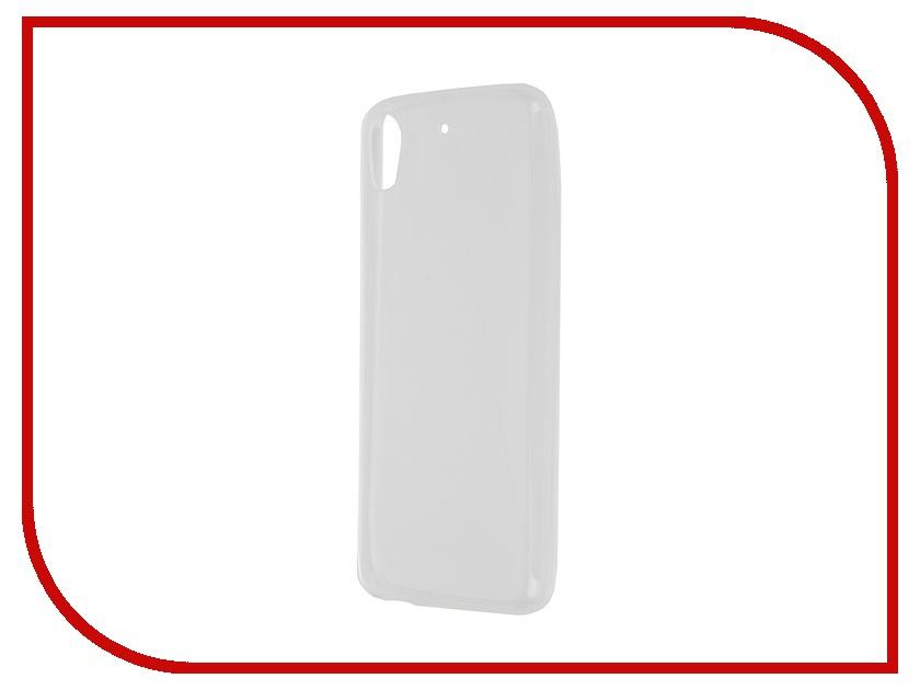 Аксессуар Чехол Zibelino for HTC Desire 626 / 626G Dual Sim / 626G+ Dual Sim / 628 Krutoff Transparent 10695 аксессуары для htc desire 628 dual sim