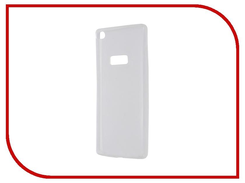 Аксессуар Чехол Huawei P8 Krutoff Transparent 11593<br>