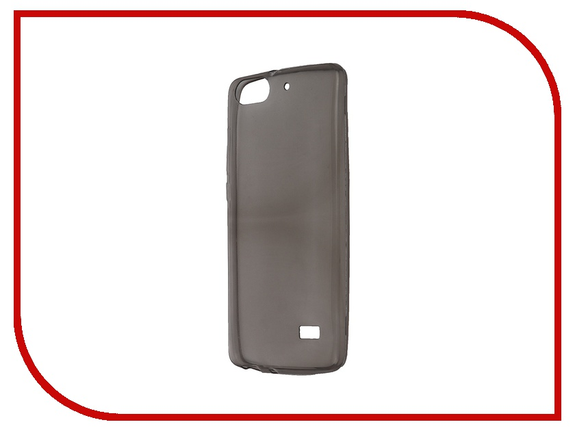 все цены на  Аксессуар Чехол Huawei Honor 4C Krutoff Transparent-Black 11592  онлайн
