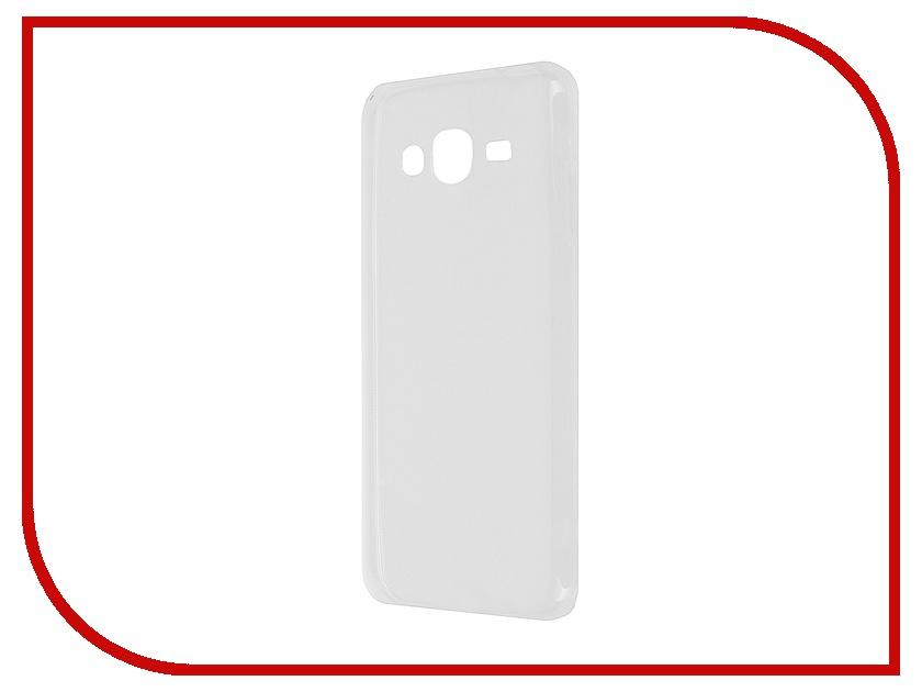 Аксессуар Чехол-накладка для Samsung Galaxy J3 Krutoff Transparent 11615 стоимость
