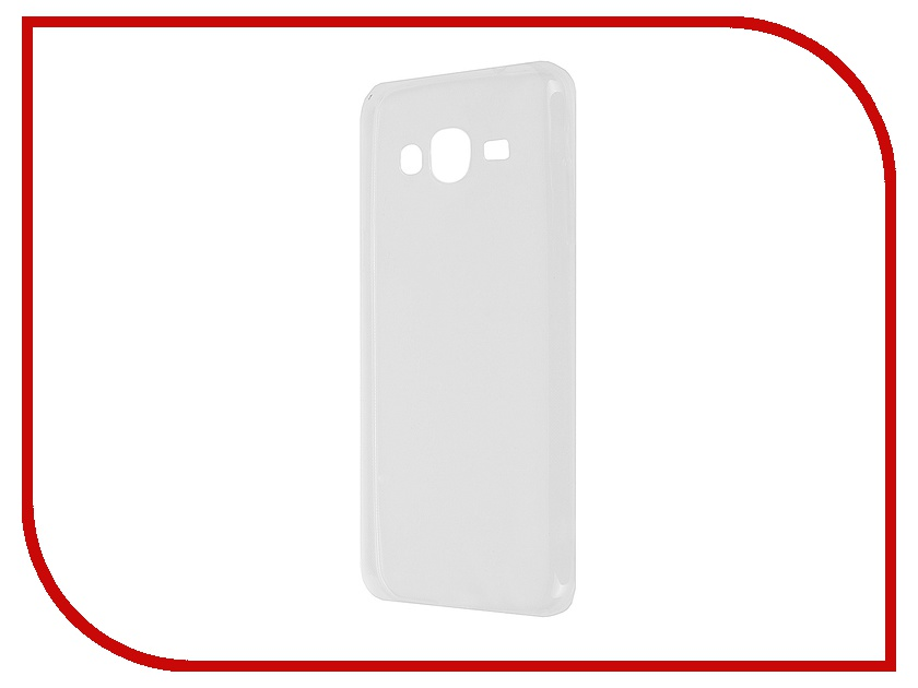 все цены на Аксессуар Чехол-накладка Samsung Galaxy J3 Krutoff Transparent 11615 онлайн