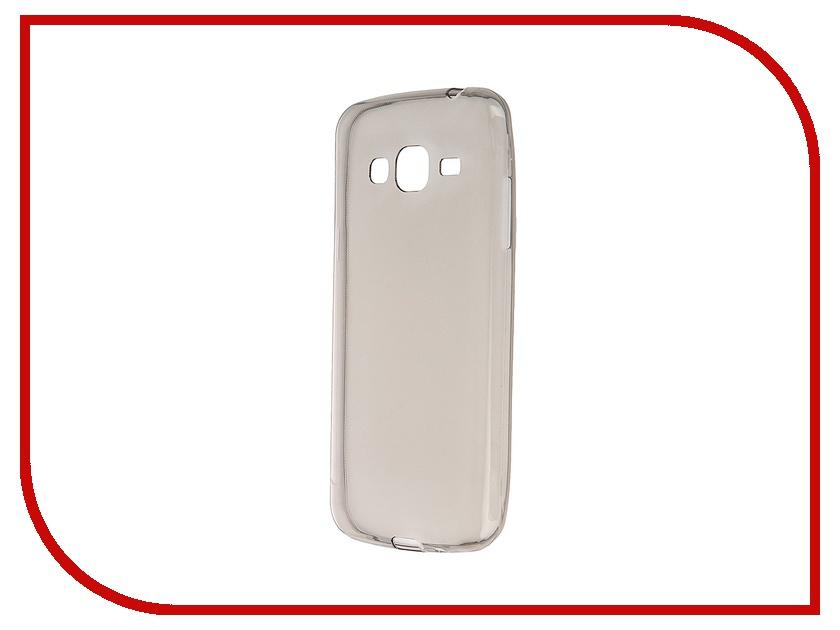 все цены на Аксессуар Чехол-накладка Samsung Galaxy J3 Krutoff Transparent-Black 11700 онлайн