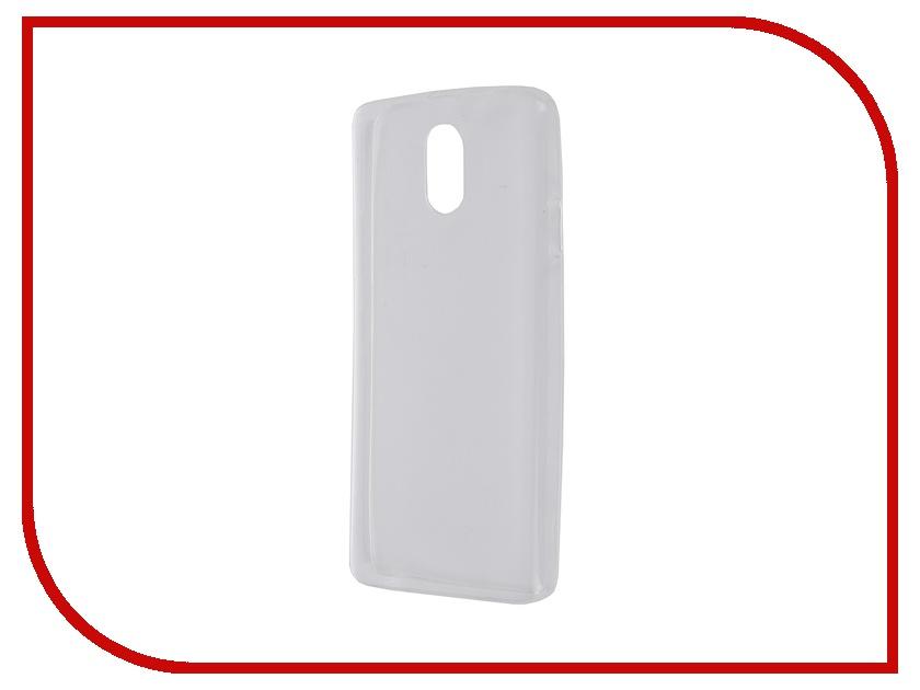 Аксессуар Чехол Lenovo P1 Mini Krutoff Transparent 11603<br>