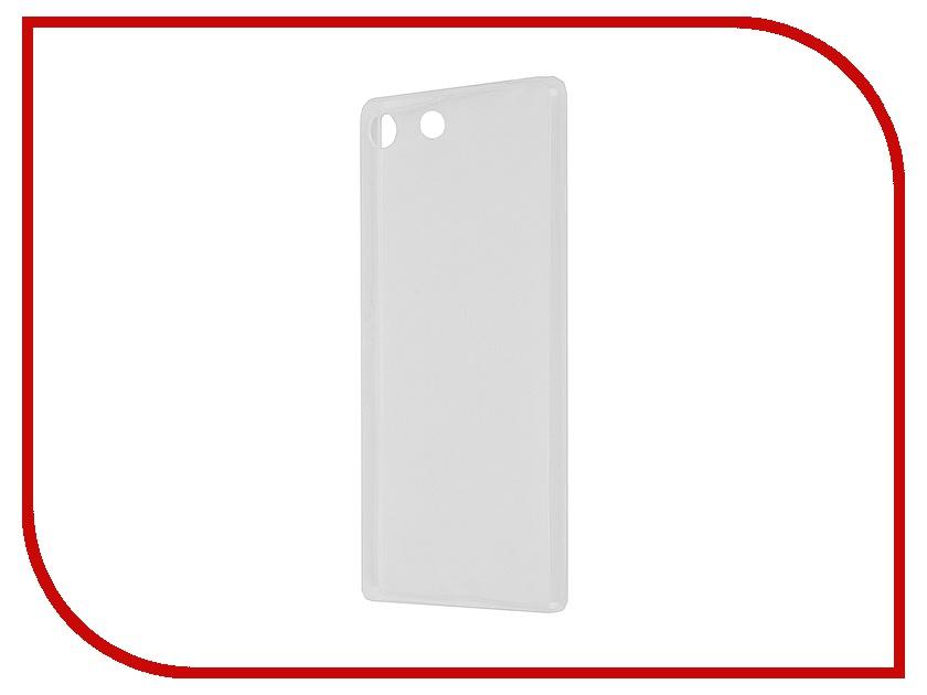 Аксессуар Чехол Sony M5 Krutoff Transparent 11717<br>