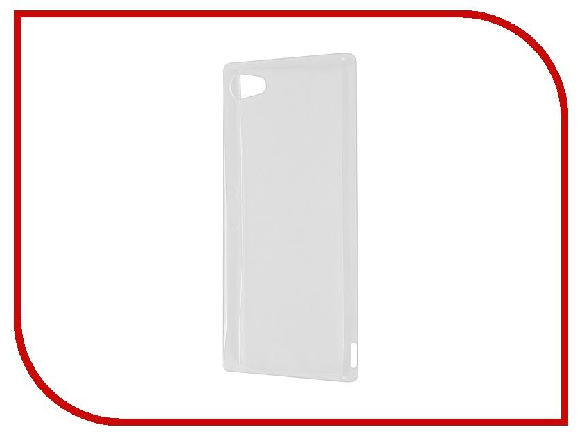 Аксессуар Чехол Sony Xperia Z5 Compact Krutoff Transparent 11719<br>