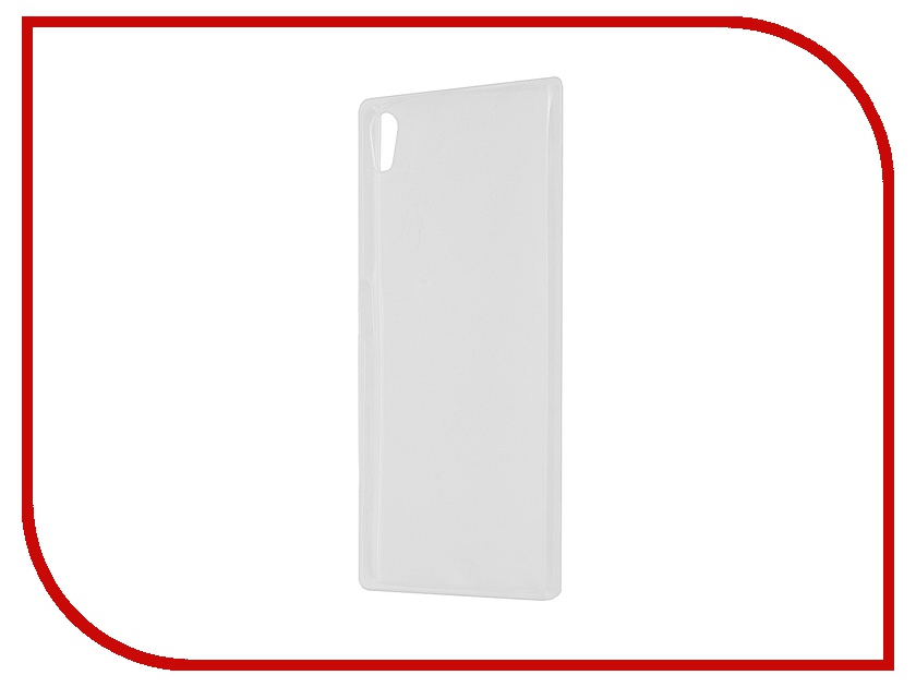 Аксессуар Чехол Sony Xperia Z5 Krutoff Transparent 11721<br>