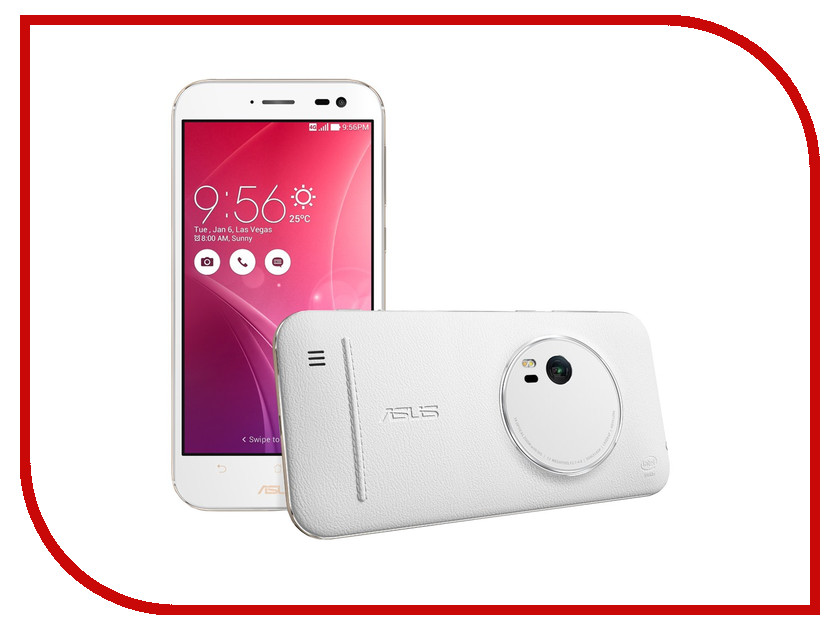 Сотовый телефон ASUS ZenFone Zoom ZX551ML 128Gb White