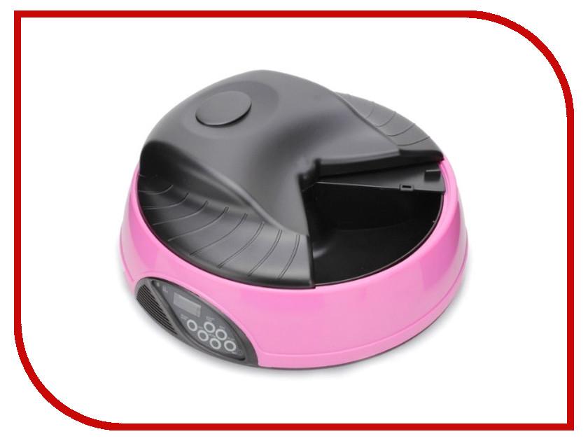 Автоматическая кормушка Sititek Pets Ice Mini Pink для животных<br>