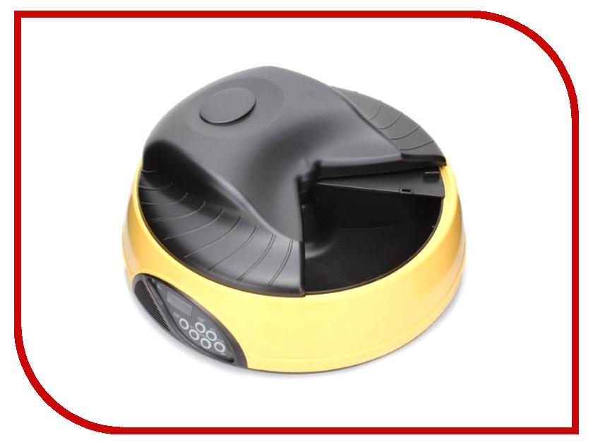 Автоматическая кормушка Sititek Pets Ice Mini Yellow для животных