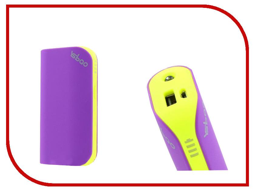 ����������� YSbao YSB-M1 5200 mAh Purple and Light Green 48313