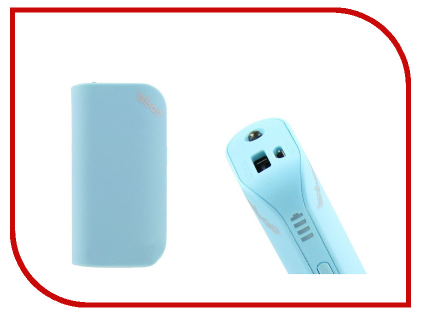 Аккумулятор YSbao YSB-M1 5200 mAh Light Blue 48302<br>