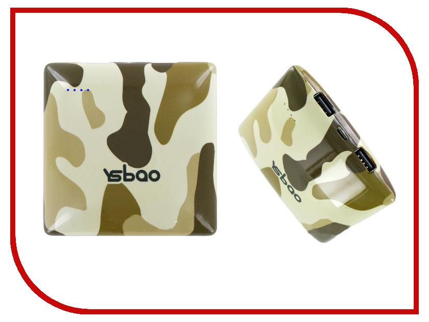 Аккумулятор YSbao YSB-Y3 7800 mAh Brown Camouflage 48253