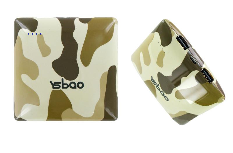 Аккумулятор YSbao YSB-Y3 7800 mAh Brown Camouflage 48253<br>