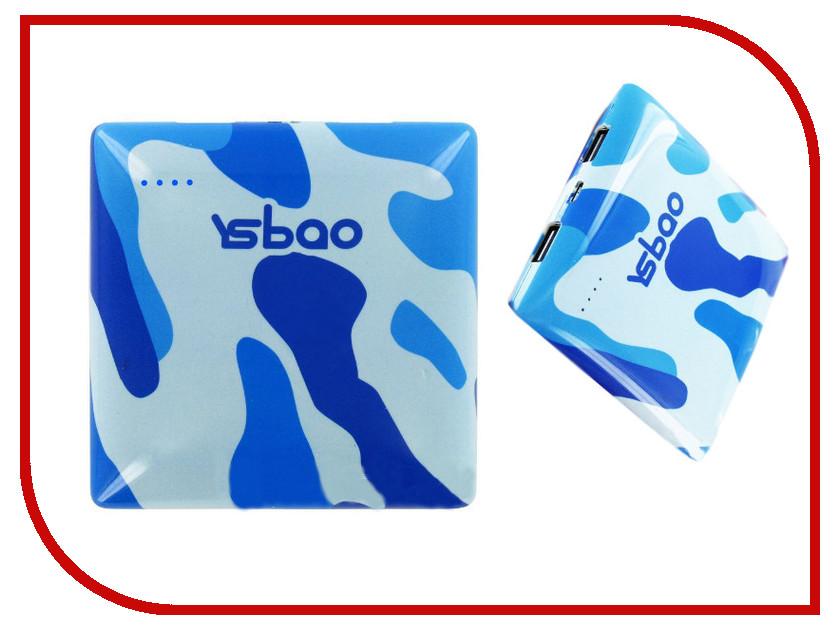Аккумулятор YSbao YSB-Y3 7800 mAh Blue Camouflage 48252