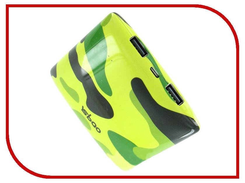 Аккумулятор YSbao YSB-Y3 7800 mAh Green Camouflage 48251