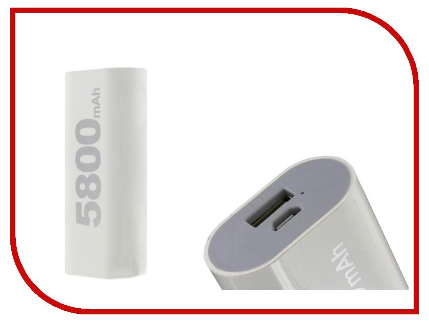 Аккумулятор Krutoff E1 5800 mAh White 48262