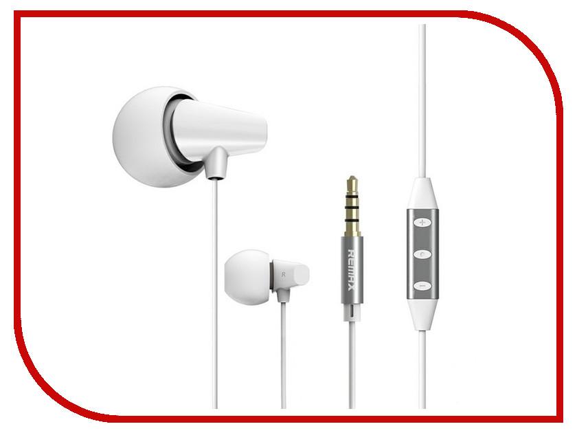 Гарнитура Remax RM-702 White<br>