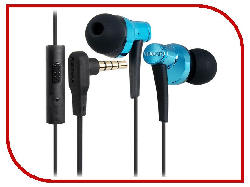 Гарнитура Remax RM-575 Blue<br>