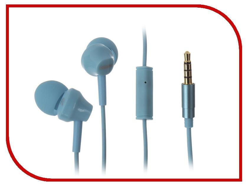 Гарнитура Remax RM-501 Blue<br>
