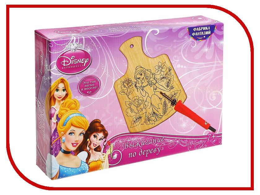 Аппарат для выжигания Фабрика Фантазий Disney Красавица и Чудовище 20х28см 700-34046