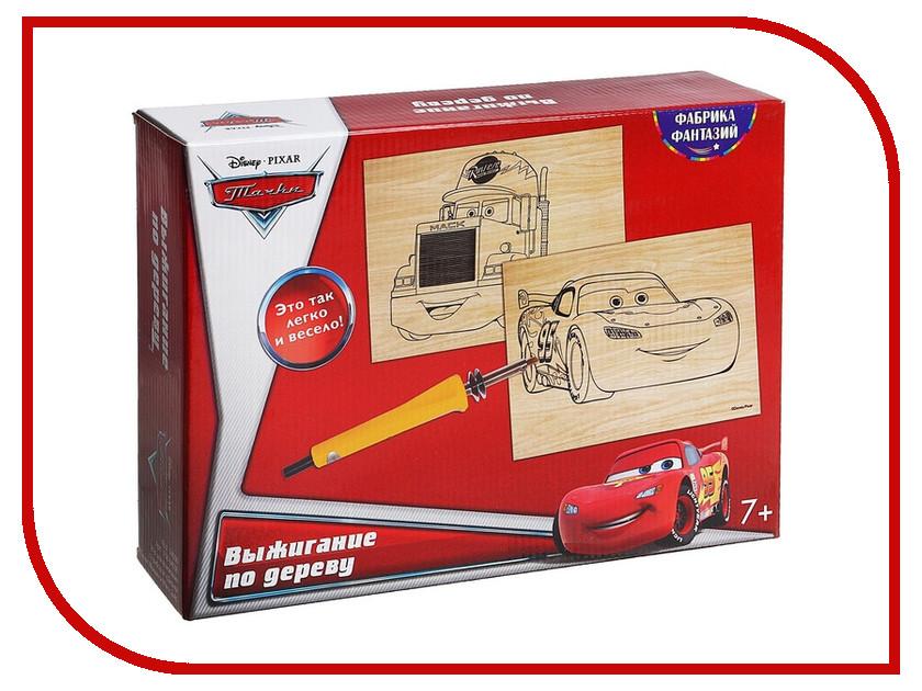 Аппарат для выжигания Фабрика Фантазий Disney Тачки: Маквин и Мак 2хА5 700-34036<br>
