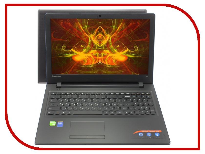 Ноутбук Lenovo IdeaPad 300-15IBR 80M300DTRK Intel Pentium N3700 1.6 GHz/4096Mb/1000Gb/No ODD/nVidia GeForce 920M 1024Mb/Wi-Fi/Bluetooth/Cam/15.6/1366x768/DOS<br>
