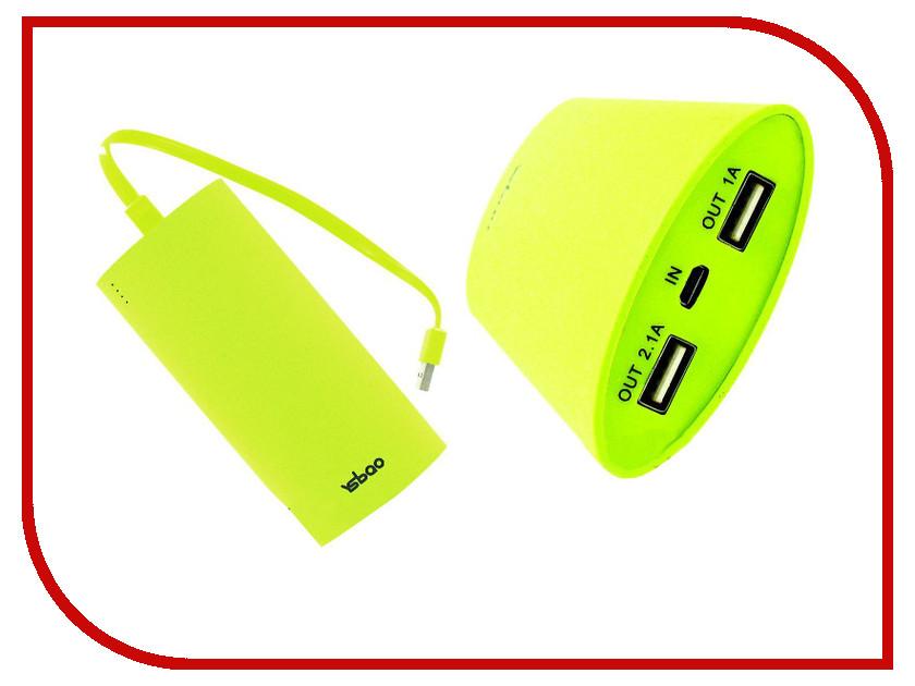 Аккумулятор YSbao YSB-S6 15600 mAh Light Green<br>