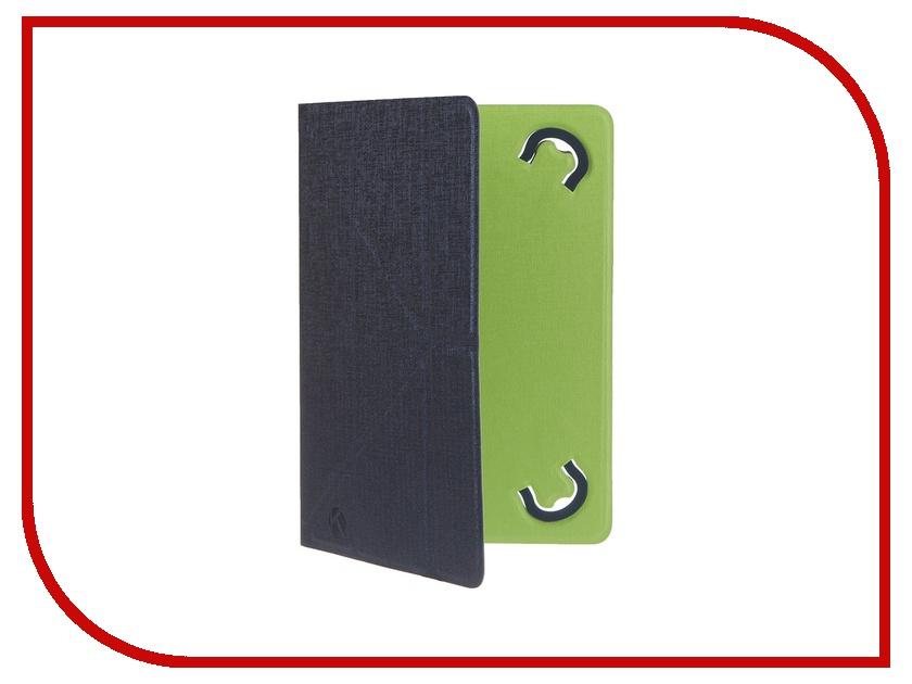 Аксессуар Чехол 8.0-inch Krutoff Blue-Green 10636<br>