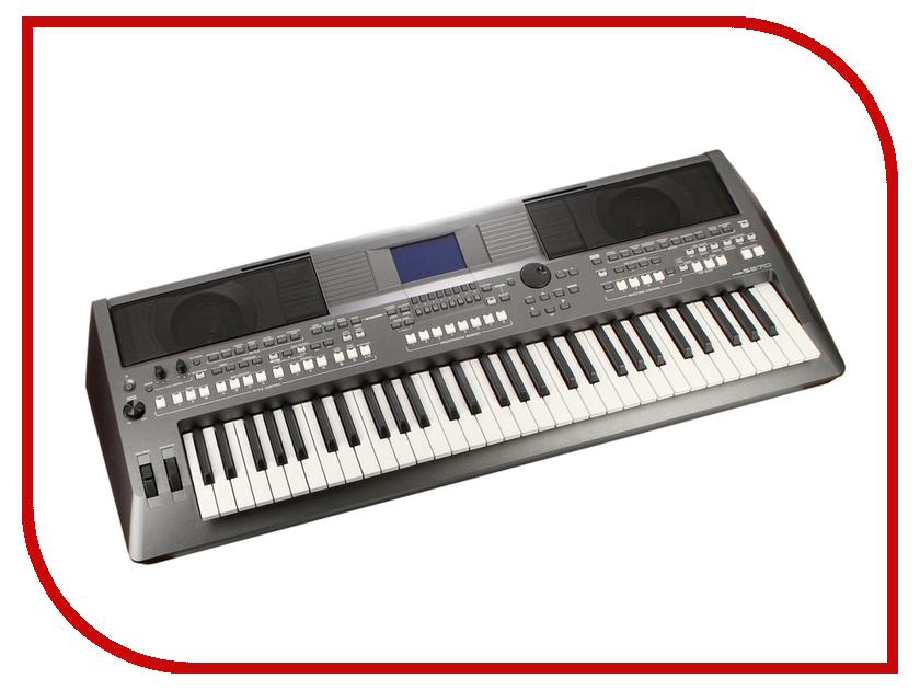 Синтезатор Yamaha PSR-S670 зарядное устройство yamaha psr 270 psr 273 psr 275