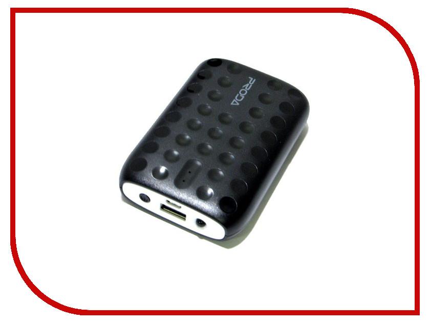 Аккумулятор Remax Proda Lovely 10000 mAh Black<br>