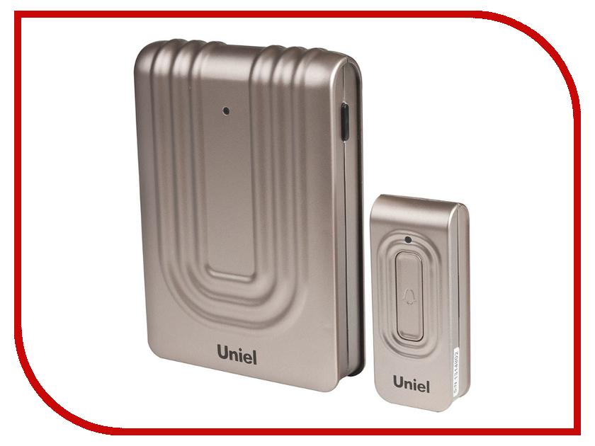 Звонок дверной Uniel UDB-010W-R1T1-32S-150M-CH Chocolate 08278