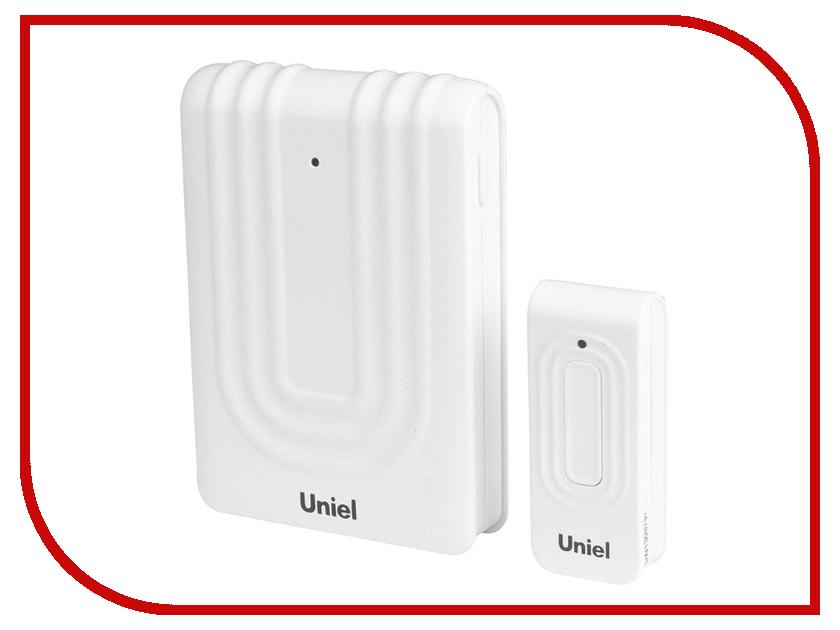 Звонок дверной Uniel UDB-010W-R1T1-32S-150M-WM White Matte 08317
