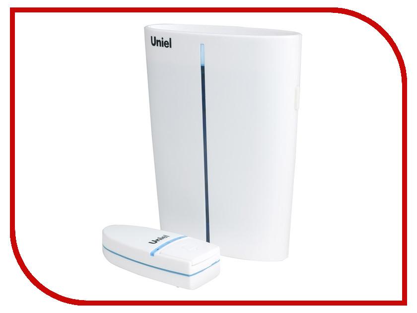 Звонок дверной Uniel UDB-011W-R1T1-32S-150M-WM White-Matte 08318