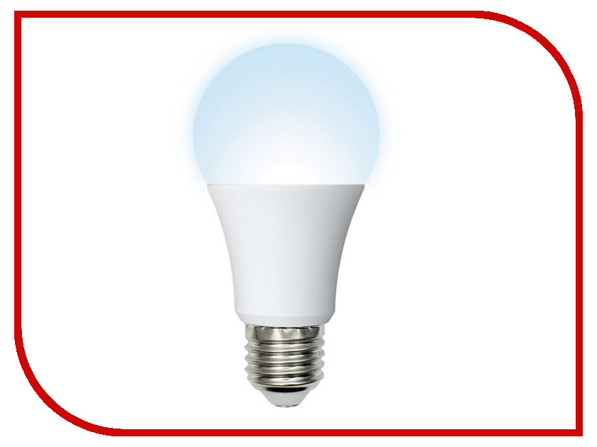 Лампочка Volpe LED-A60-8W/NW/E27/FR/O 09944<br>