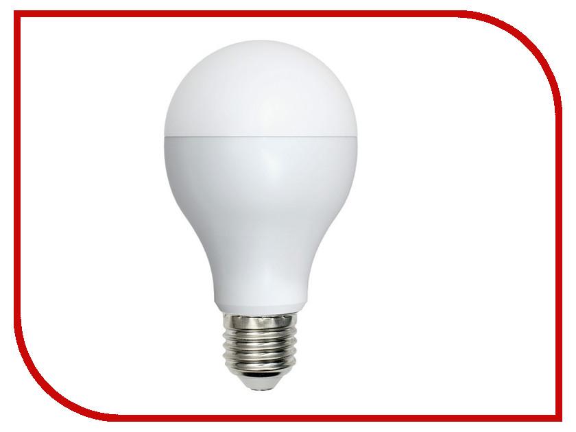 Лампочка Volpe LED-A65-18W / NW / E27 / FR / O UL-00000188