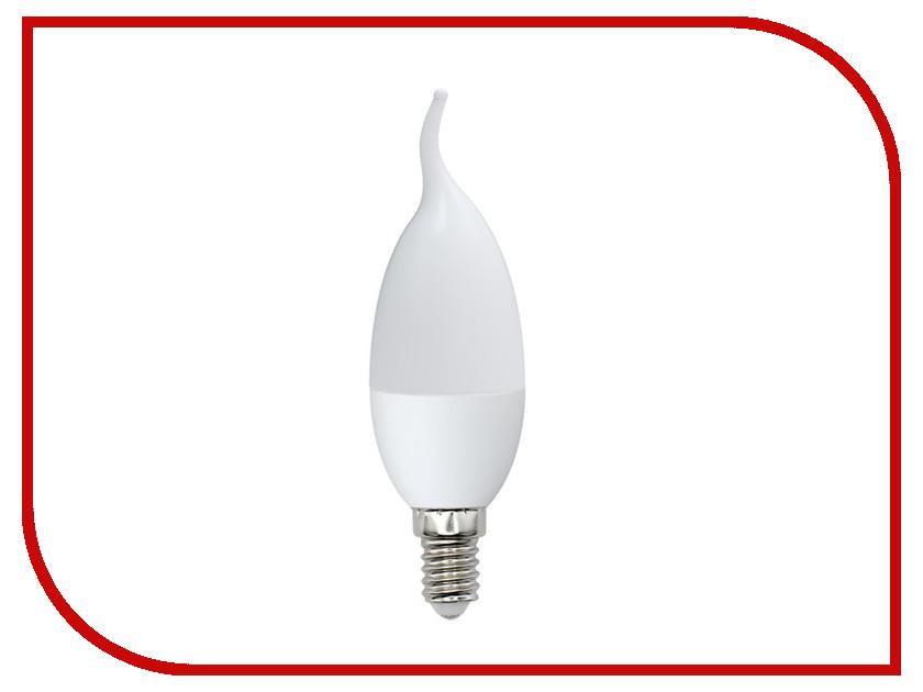 Лампочка Volpe LED-CW37-6W/WW/E14/FR/O UL-00000308