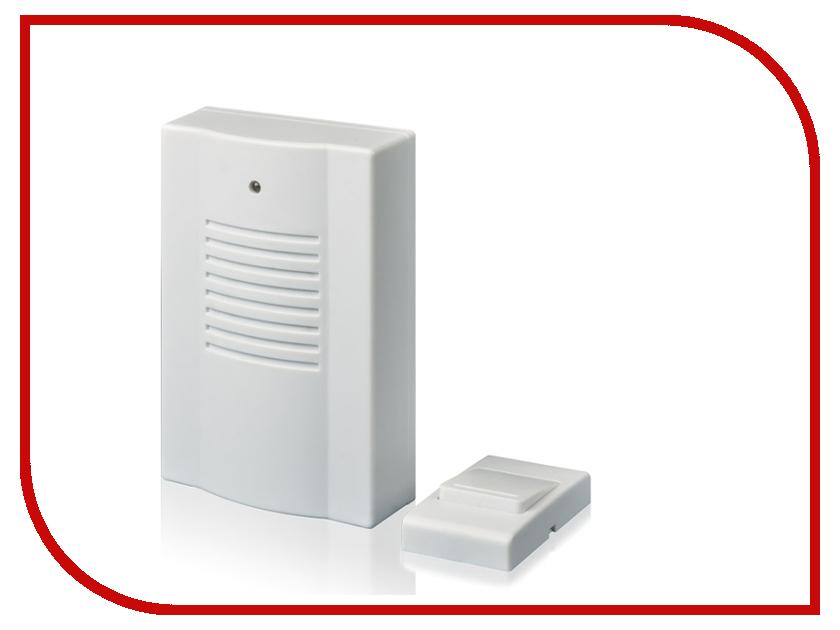 Звонок дверной Volpe UDB-Q021 W-R1T1-16S-30M-WH White<br>