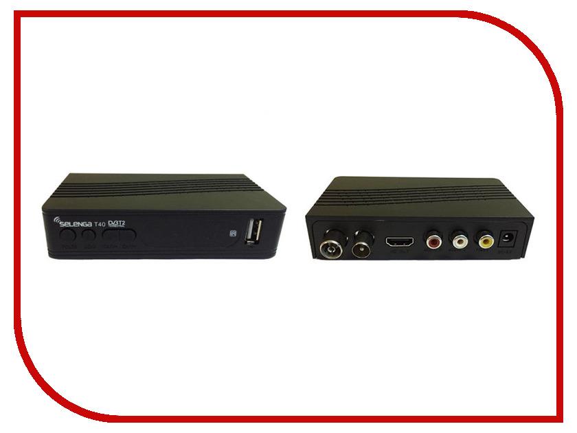 Selenga DVB-T2 T40