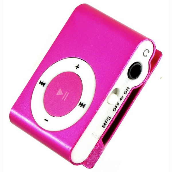Плеер Krutoff 46015 Pink<br>