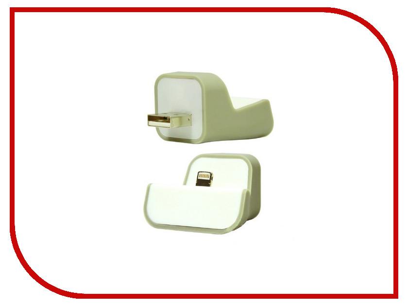 Аксессуар Krutoff iDock USB Lightning для iPhone 5/iPad mini/iPad 4 IS-N067-3 14065