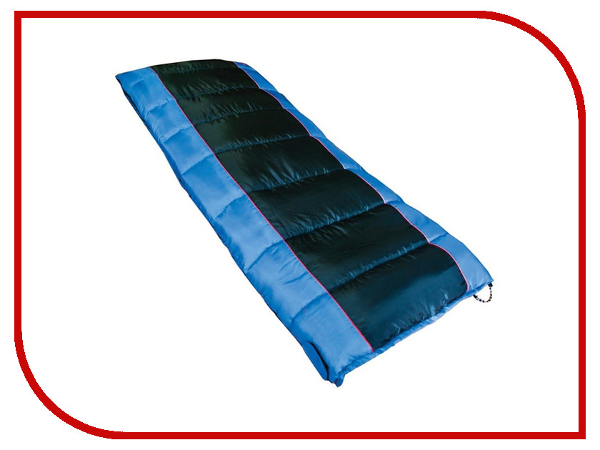 Cпальный мешок Tramp Walrus R Indigo-Black TRS-012.06