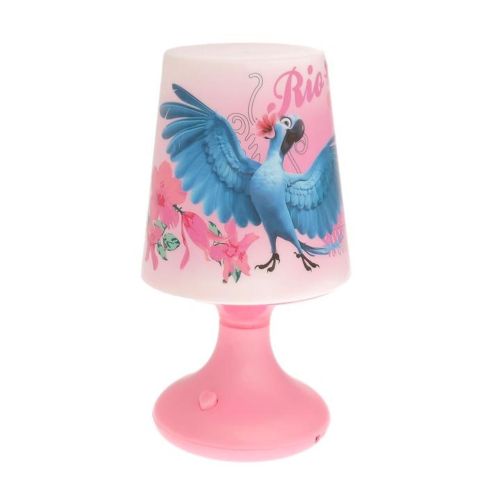 Лампа Uniel RIO TLD-540 RIO1-22 Pink 08768<br>
