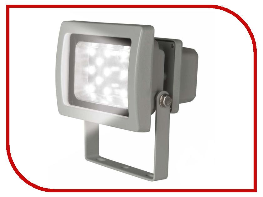 Лампа Uniel ULF-S03-16W/DW IP65 Grey 07422<br>