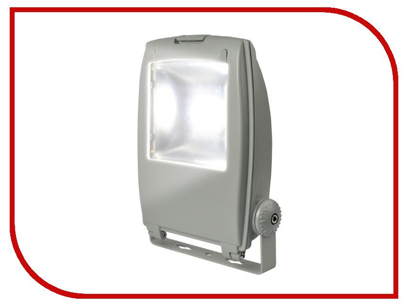 Лампа Uniel ULF-S02-30W/DW IP65 Grey 07400