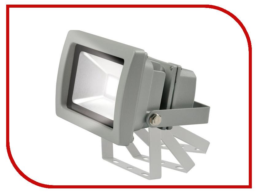 Лампа Uniel ULF-S01-10W/NW IP65 Grey 04736<br>
