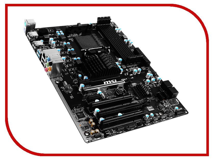 Материнская плата MSI 970A-G43 PLUS<br>