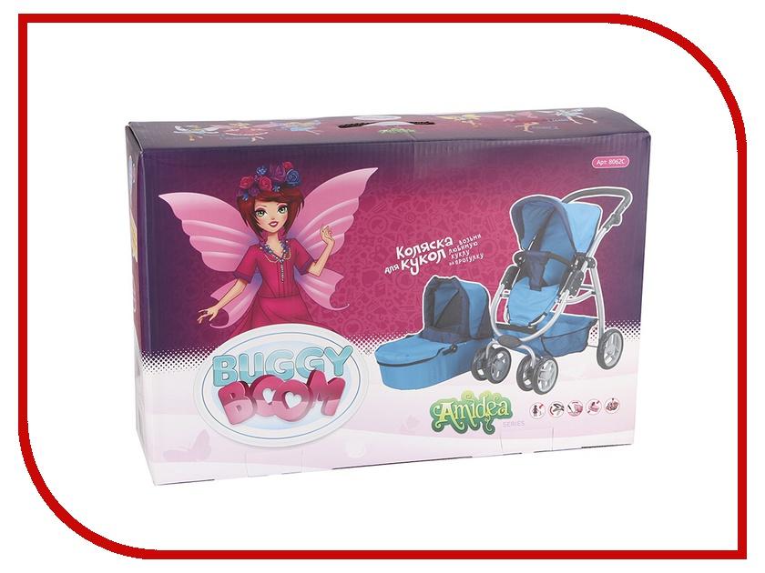 Игра Buggy Boom Amidea Коляска для кукол-трансформер 8062C