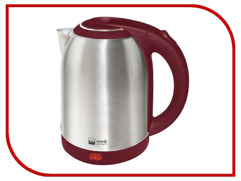 Чайник HOME-Element HE-KT155 Burgundy